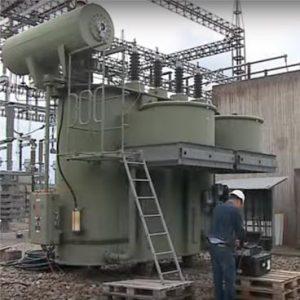 Testiranje energetskih transformatorjev