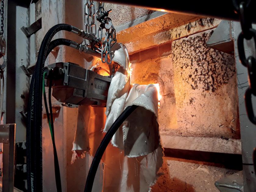 7.LAND Ametek_in-furnace_thermal_glass_surveys_Termične raziskave