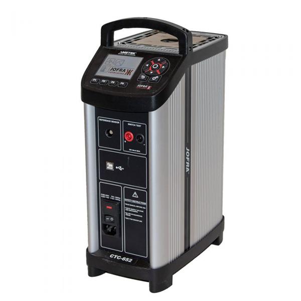 Ametek Jofra_CTC 652_temperaturni kalibrator